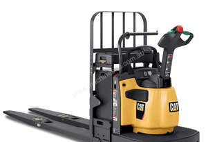 Caterpillar 2.7 Tonne End Rider Powered Pallet Trucks
