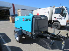 AIRMAN PDS185SC-6C2-T 185cfm Trailer mounted Portable Diesel Air Compressor w/ Aftercooler - picture3' - Click to enlarge