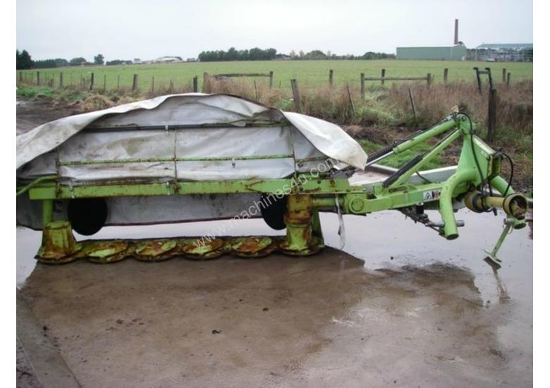 Claas 260 Mower Hay/Forage Equip
