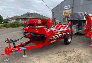 Willie's Manufacturing Elite Bale Wagon/Feedout Hay/Forage Equip
