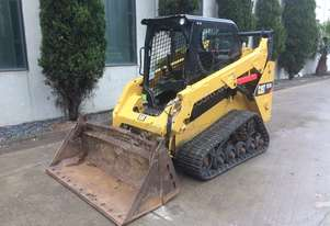 Caterpillar CAT 257D Track Loader