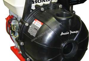 "2"" HondaGX200 Petrol Corrosive Liquid Handling Pump - High Flow - Honda 6.5hp with Viton Seals"