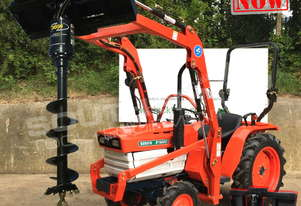 PDX Tractor & Front loaders Agricultural Auger Drive Unit ATTAUGD