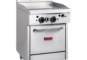 Thor GE542-N - Natural Gas Oven Range with 600mm Griddle Plate