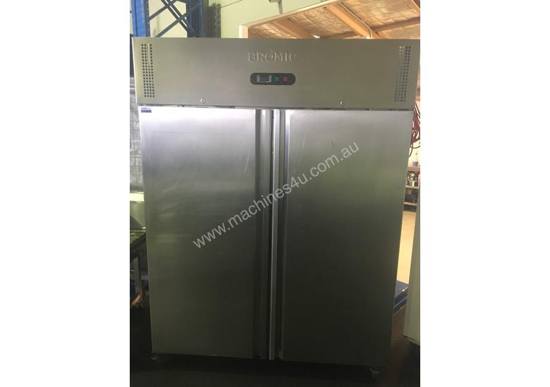 Bromic 2 Door Upright Fridge UC1300SD