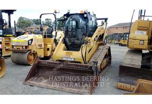 CATERPILLAR 299C Multi Terrain Loaders