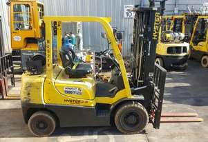 Hyster 2.5T LPG Counterbalance Forklift