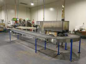 Lebanese / Flat Bread production line - picture1' - Click to enlarge
