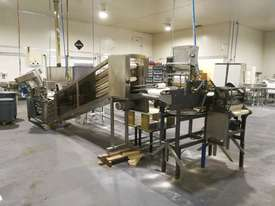Lebanese / Flat Bread production line - picture2' - Click to enlarge