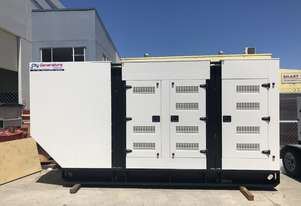 525kVA Doosan powered generator set