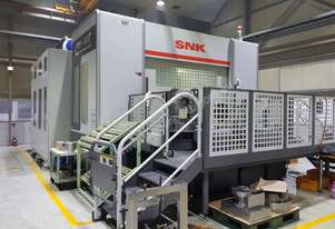 2013 SNK CMV-100T 5-axis Machining Center