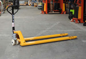 Super long 2000mm Hand pallet truck/jack fork width 685mm