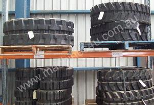 Rubber Tracks & Tyres