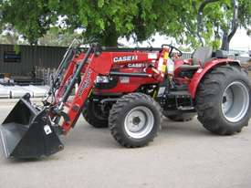 Case IH Farmall 50 B FWA/4WD Tractor - picture4' - Click to enlarge