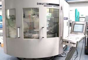 Deckel Maho Vertical Machining Centre model DMU 80T