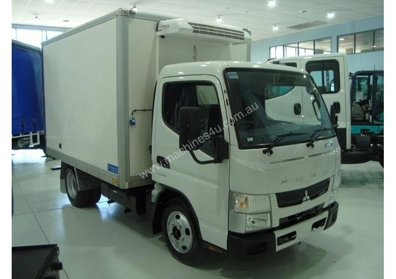 Fuso Canter 515 Narrow Refrigerated Truck