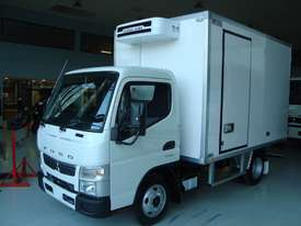 Fuso Canter 515 Narrow Refrigerated Truck - picture0' - Click to enlarge