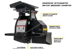 Digga, Stump Grinder for Mini Machines