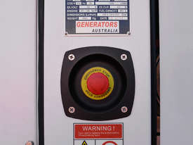 400KVA Generator (412KVA Standby 375KVA Primepower)  - picture4' - Click to enlarge