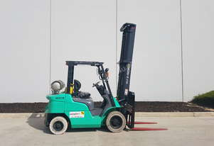 Dual Fuel Counterbalance Forklift