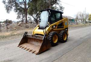 Caterpillar 226B3 Skid Steer Loader
