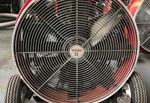 Fan Blower Industrial Petrol Tempest 21