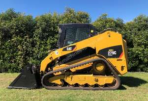 2013 CATERPILLAR 279C 2 SPEED SKID STEER
