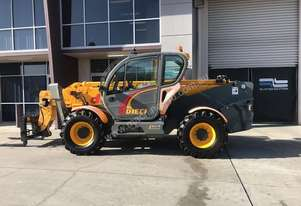 Dieci 40.17 Used Telehandler 2013 Model with Low Hours & Forks
