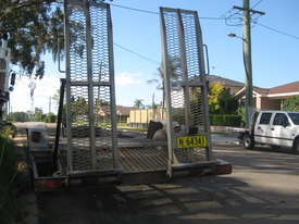 Plant trailer Rogers Guiding star Galvanised - picture3' - Click to enlarge