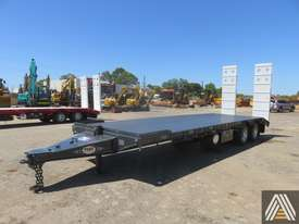 2018 NEW FWR TANDEM AXLE TAG TRAILER - picture0' - Click to enlarge
