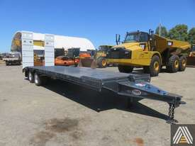 2018 NEW FWR TANDEM AXLE TAG TRAILER - picture1' - Click to enlarge