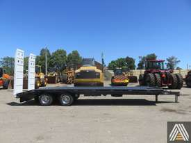 2018 NEW FWR TANDEM AXLE TAG TRAILER - picture2' - Click to enlarge