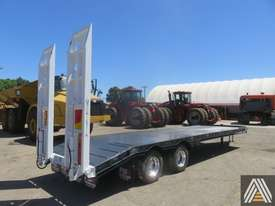 2018 NEW FWR TANDEM AXLE TAG TRAILER - picture3' - Click to enlarge