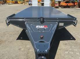 2018 NEW FWR TANDEM AXLE TAG TRAILER - picture6' - Click to enlarge