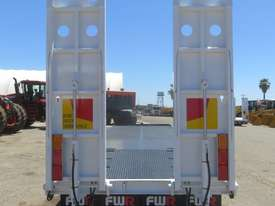 2018 NEW FWR TANDEM AXLE TAG TRAILER - picture12' - Click to enlarge
