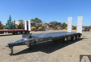 2018 NEW FWR TANDEM AXLE TAG TRAILER