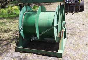 WINCH DRUM NO MOTOR DRIVE