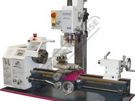 TU-2506V-16M Opti-Turn Lathe & Mill Drill Combination Package Deal 250 x 550mm Included BF-16AV Mill - picture0' - Click to enlarge