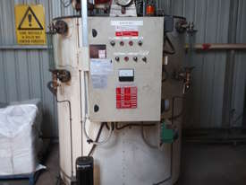 Boiler, 500Kw, Gas Fired good condition. - picture0' - Click to enlarge