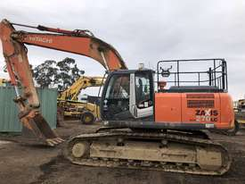 Hitachi ZX270 Tracked-Excav Excavator - picture0' - Click to enlarge