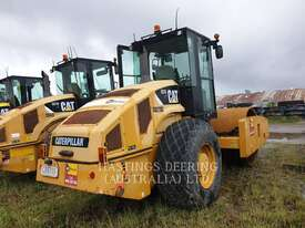 CATERPILLAR CS76 Vibratory Single Drum Smooth - picture5' - Click to enlarge