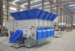 Wood Shredder, Single Shaft up to 1400mm Wide