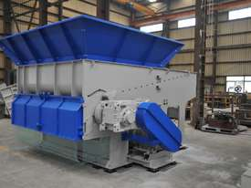 Wood Shredder, Single Shaft up to 1400mm Wide - picture4' - Click to enlarge