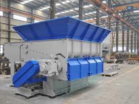 Wood Shredder, Single Shaft up to 1400mm Wide - picture0' - Click to enlarge