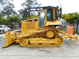 D5N XL Bulldozer with screens & sweeps DOZCATM - picture4' - Click to enlarge