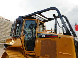 D5N XL Bulldozer with screens & sweeps DOZCATM - picture12' - Click to enlarge