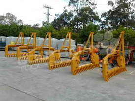 D5N XL Bulldozer with screens & sweeps DOZCATM - picture16' - Click to enlarge