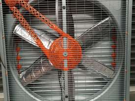 50 inch Spray booth extraction fan 240 volt stainless steel  blades full gal construction  - picture0' - Click to enlarge
