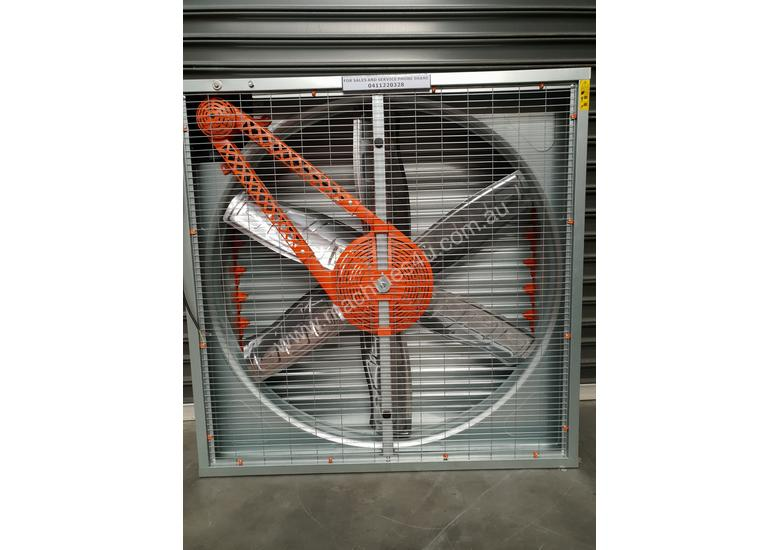 50 inch Spray booth extraction fan 240 volt stainless steel  blades full gal construction