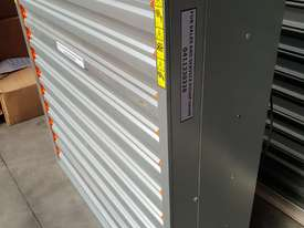 50 inch Spray booth extraction fan 240 volt stainless steel  blades full gal construction  - picture4' - Click to enlarge